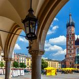 Image: Krakow - churches, manors and mounds