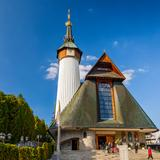 Image: Sanctuary of Our Lady of Fatima in Zakopane-Krzeptówki